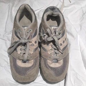 Saucony sneakers, size 7